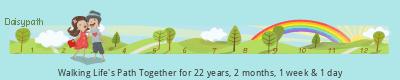 Daisypath Anniversary (9DD7)