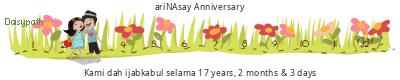 Daisypath Anniversary (VnvH)