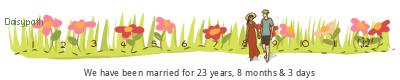 Daisypath výročí tickers