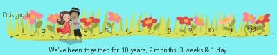 Daisypath Anniversary (ku87)