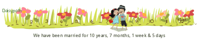 DianaSafri Anniversary