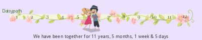 Daisypath Anniversary (vcoP)
