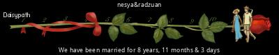 Daisypath Anniversary tickers